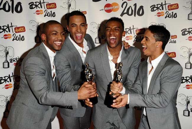 JLS split up in 2013 but have announced a comeback tour