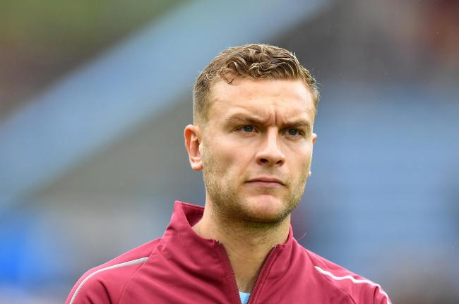 Ben Gibson is training with Middlesbrough despite being contracted to Burnley