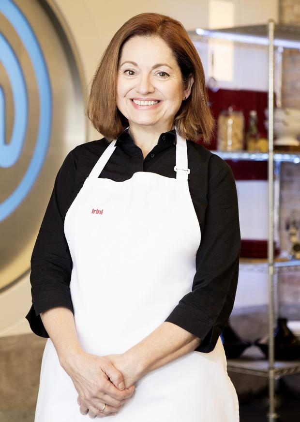 The Northern Echo: MasterChef winner Irini Tzortzoglou