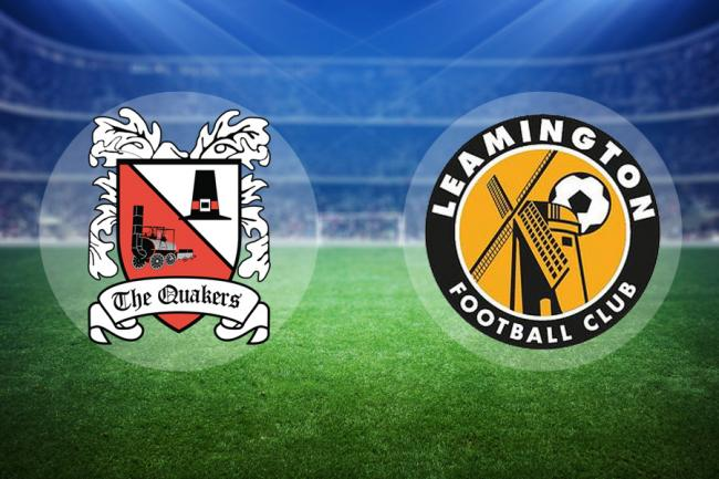 MATCH OFF: Darlington v Leamington
