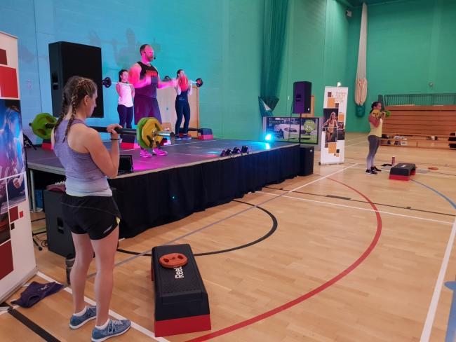 Catterick Leisure's Festival of Fitness returns for second year