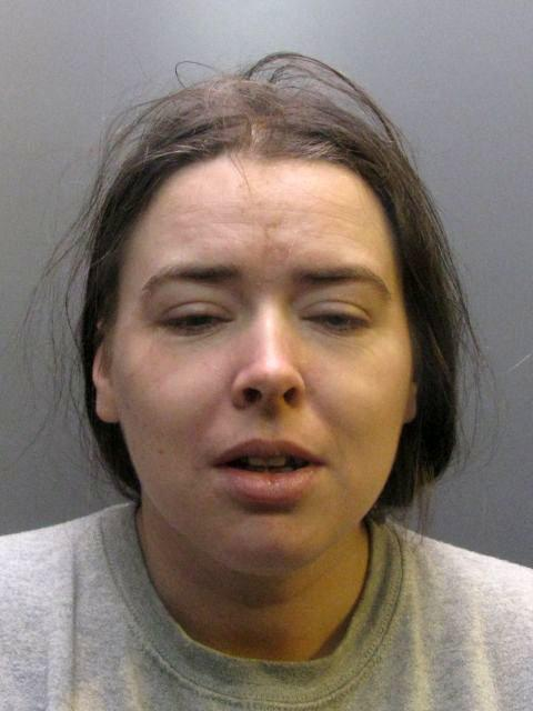 Prolific burglar Kelly Traynor is jailed after stealing £20 from an elderly woman as she slept
