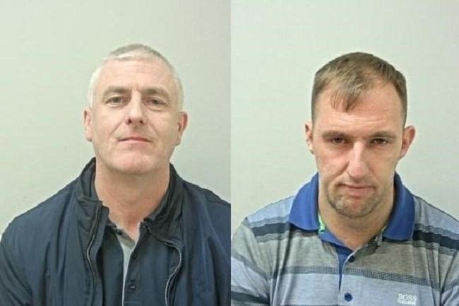 Thexton brothers among gang of six jailed for burglary spree