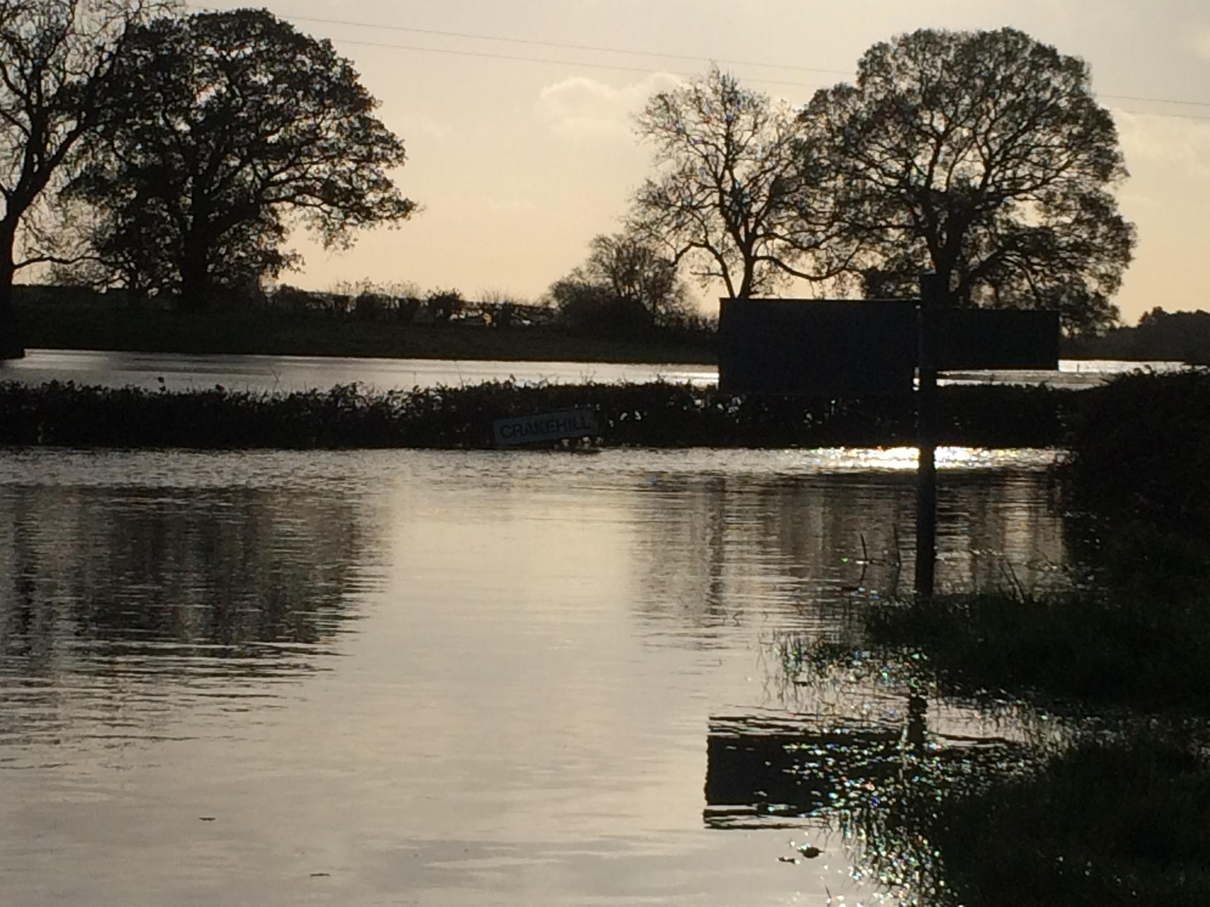 Flood-hit hamlet set to get defences approved