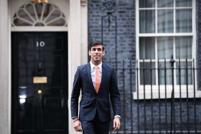 Chancellor of the Exchequer Rishi Sunak. Picture: PA Wire