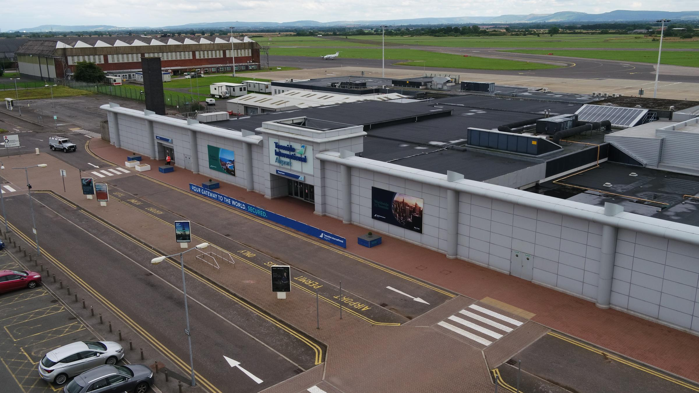 Teesside Airport sees 25 percent stake handed back by operator - here's why
