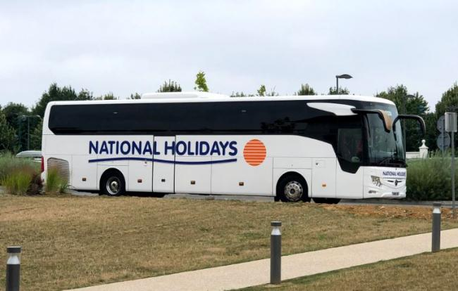 National Holidays has suspended all of its travel holidays Picture: JAMIE HALL