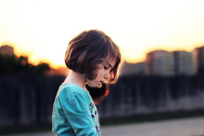 A generic photo of sad child. See PA Feature FAMILY Mental Health. Picture credit should read: iStock/PA. WARNING: This picture must only be used to accompany PA Feature FAMILY Mental Health...