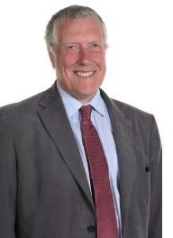 Cllr Steve Kay, independent councillor for Lockwood