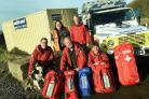 Cleveland Mountain Rescue has previously benefited from Mobile Mini's offer