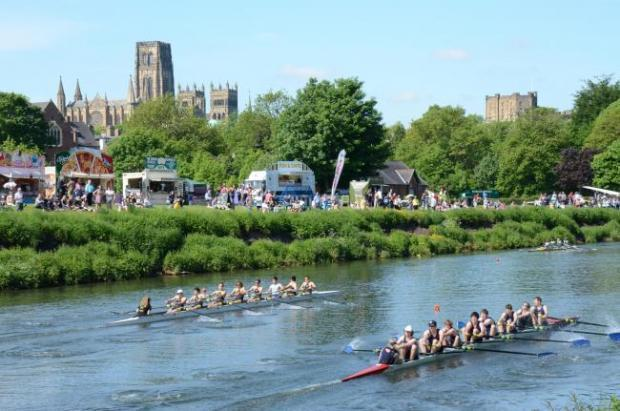 Durham Regatta has been cancelled due to the coronavirus pandemic