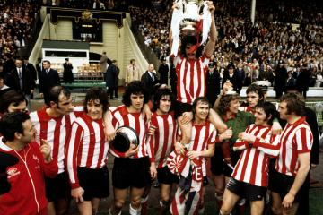 How a break led to Sunderland winning the FA Cup