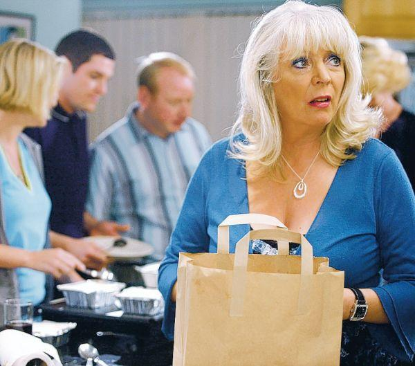 The Northern Echo: MUM'S THE WORD: Alison Steadman in Gavin and Stacey