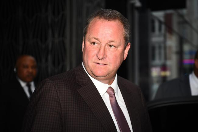 Mike Ashley. Picture: PA Wire