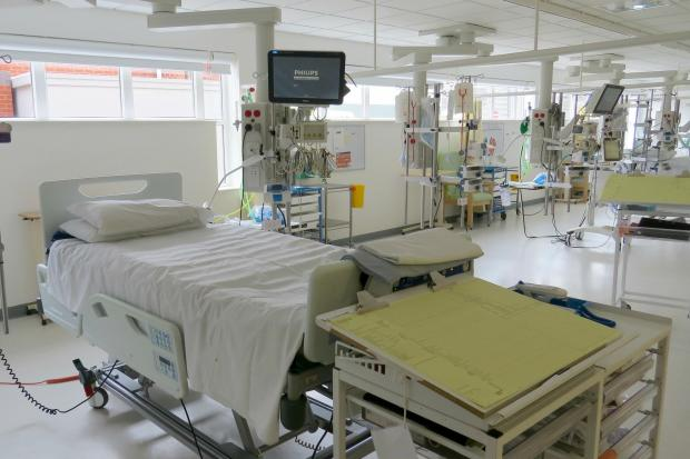 Extra hospital beds are being made available for coronavirus patients