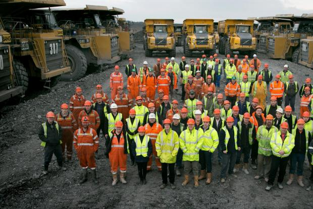 Banks Mining is hoping to create a new opencast mine at Druridge Bay in Northumberland Picture KEITH TAYLOR