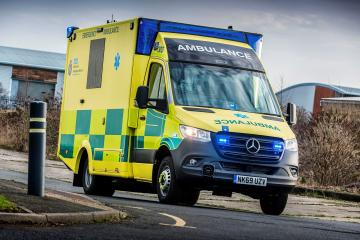 North East Ambulance Service takes record number of 999 calls