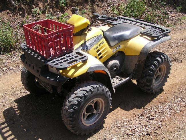 Quad bikes are vital for some farmers and desirable to thieves Picture: Pixabay