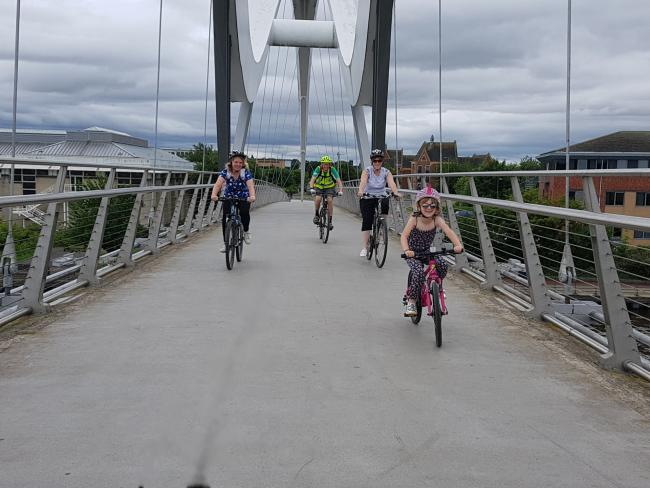 Is Walking And Cycling The New Normal For The Tees Valley The