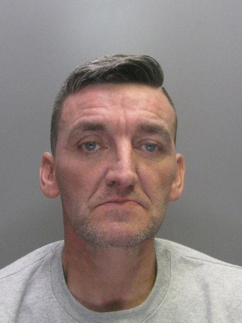 Lee Robinson jailed over prohibited weapons recovery from scrap van