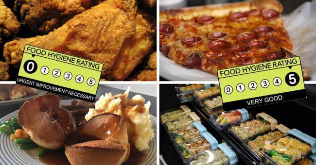RECENTLY RATED: 3 County Durham takeaways among six in the North-East to get poor hygiene rating
