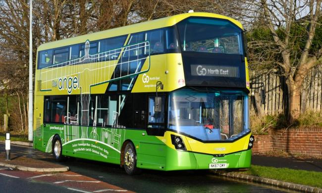 Bus company will return to 'normal' service levels from next week