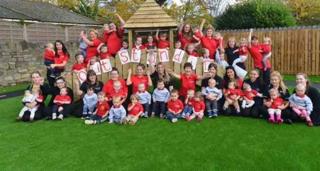 The Early Learning Partnership has secured its future thanks to a loan from Lloyds Bank