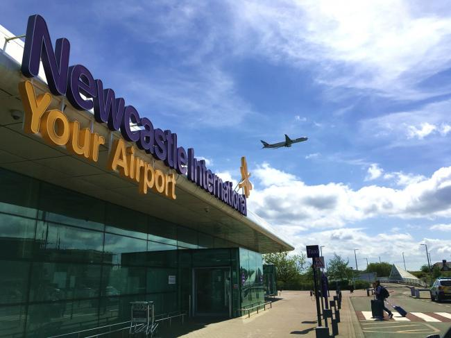 Everywhere you can fly to from Newcastle Airport later this month