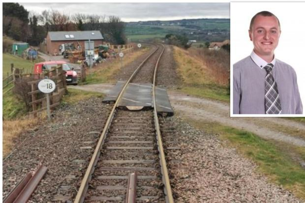 Boulby rail link efforts continue thanks to Cllr Wayne Davies