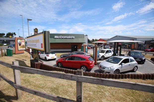 McDonald's opens more drive-thrus across the North-East - full list here