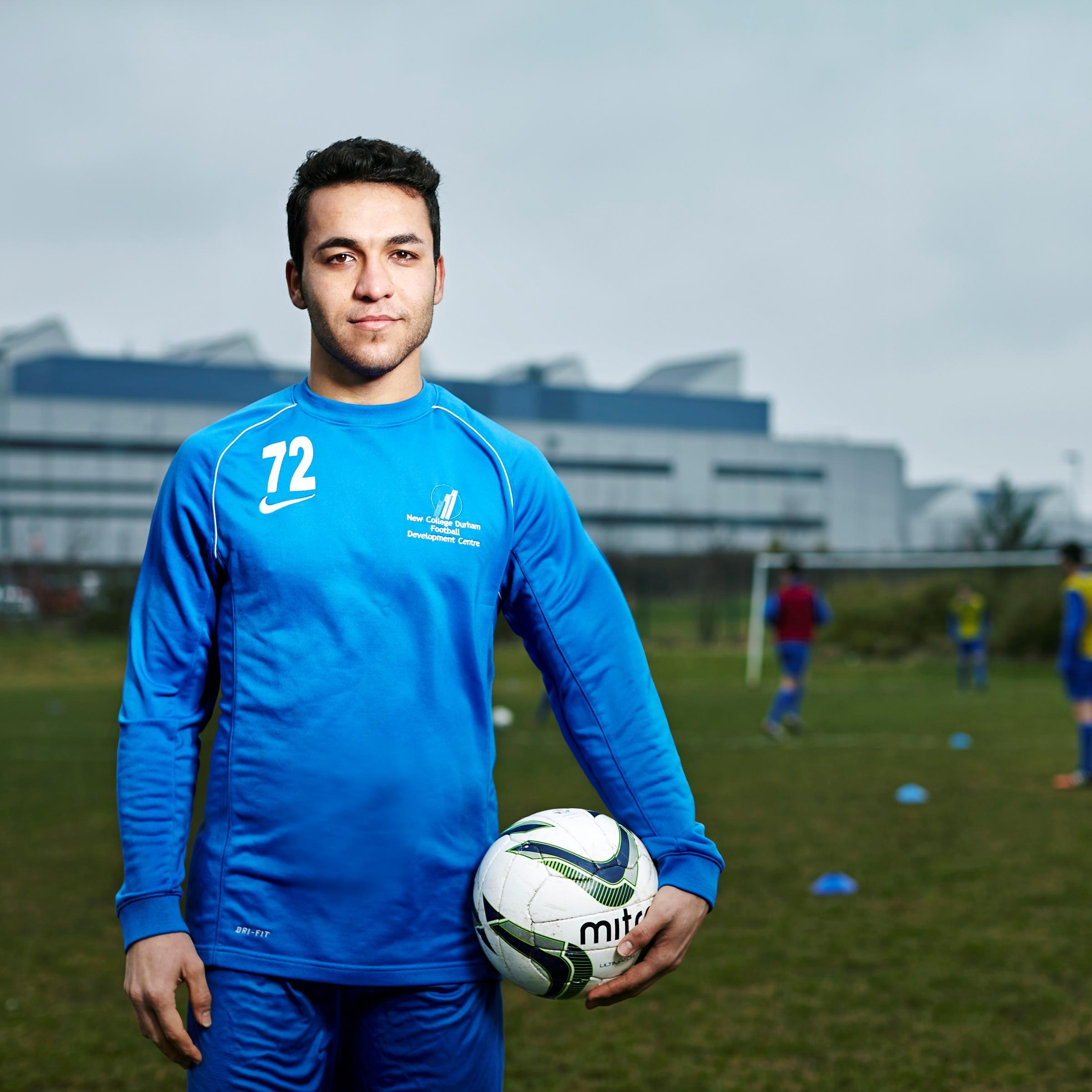 College unveils exciting new initiative for football lovers