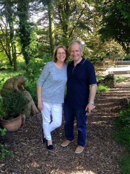 The Northern Echo: Crook Hall and Gardens owners Maggie and Keith Bell