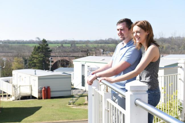 Parkdean sites such as Crimdon Dene are looking forward to welcoming holidaymakers back