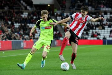 Coventry and Birmingham keen on Sunderland's Tom Flanagan