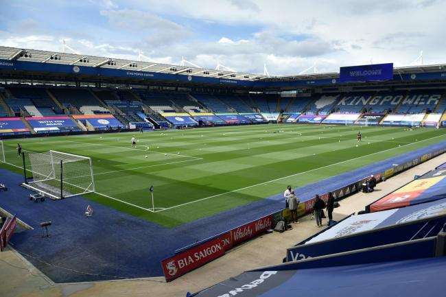 The King Power Stadium may not be able to host Premier League matches while Leicester is under tougher lockdown restrictions