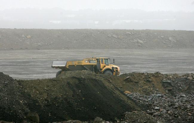 Plans to extend an opencast coalmine have been rejected