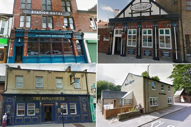 What to expect at these Bishop Auckland pubs when doors reopen this Saturday