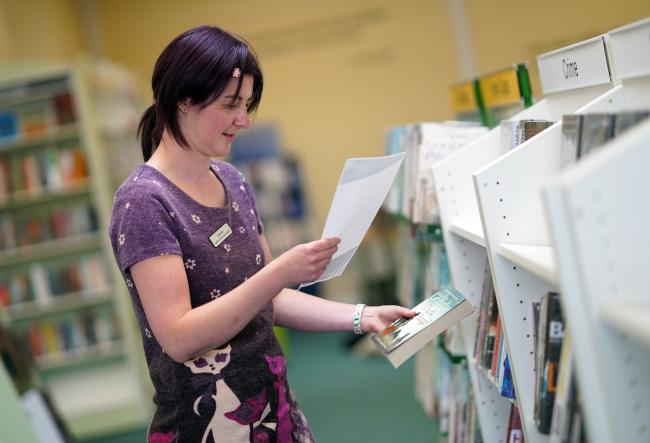 A collection service introduced to help people in County Durham access library books is to be extended.