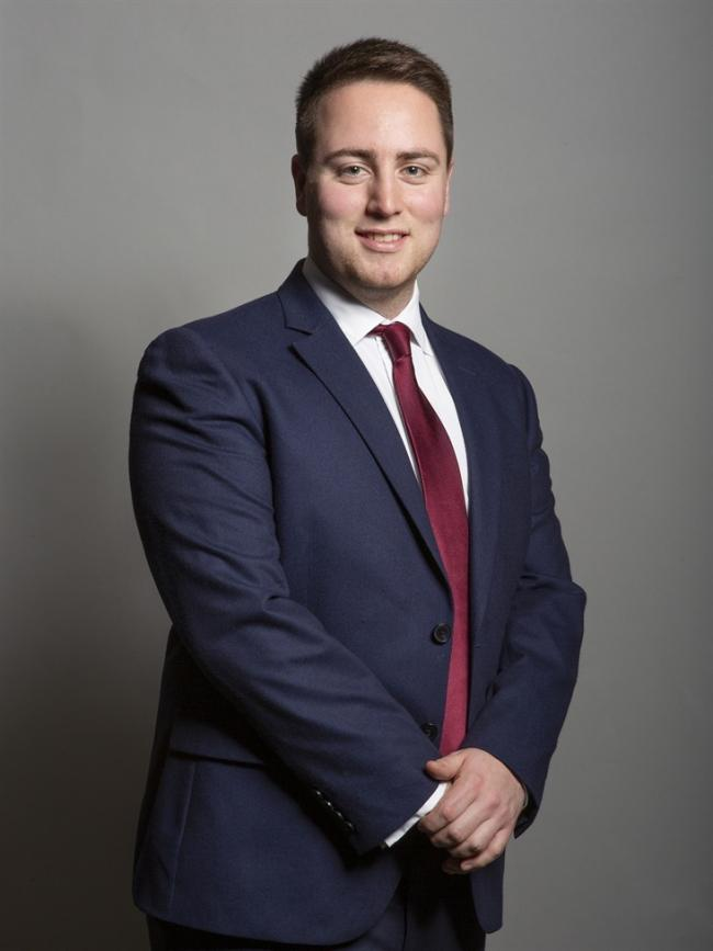 MP Jacob Young, Conservative MP for Redcar