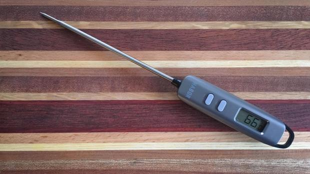 The Northern Echo: An instant-read thermometer is to quickest way to know your meat is done cooking. Credit: Reviewed