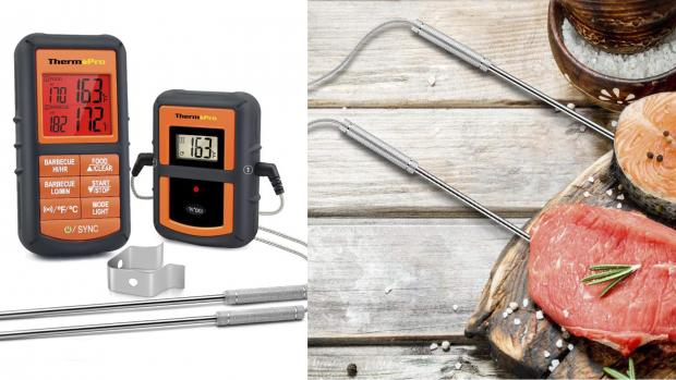 The Northern Echo: This probe thermometer is versatile and accurate. Credit: Amazon