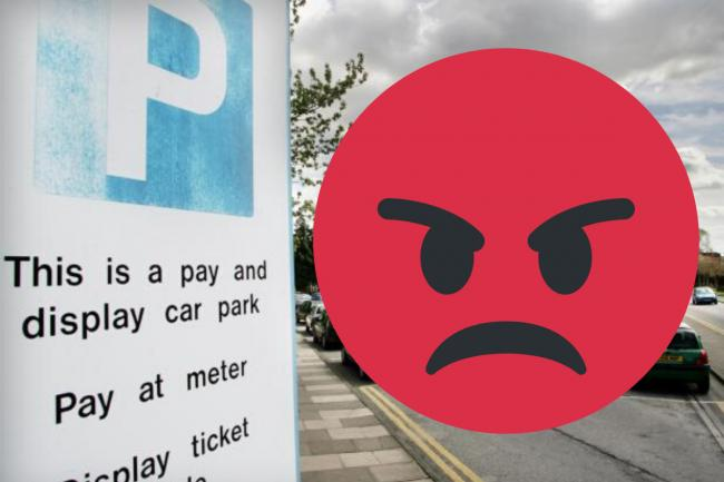 What Echo readers said about free parking for NHS staff