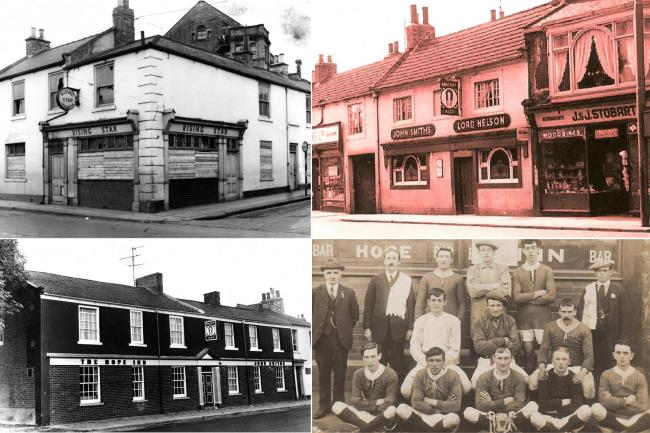 Do you have any memories of the long-lost pubs of Darlington?
