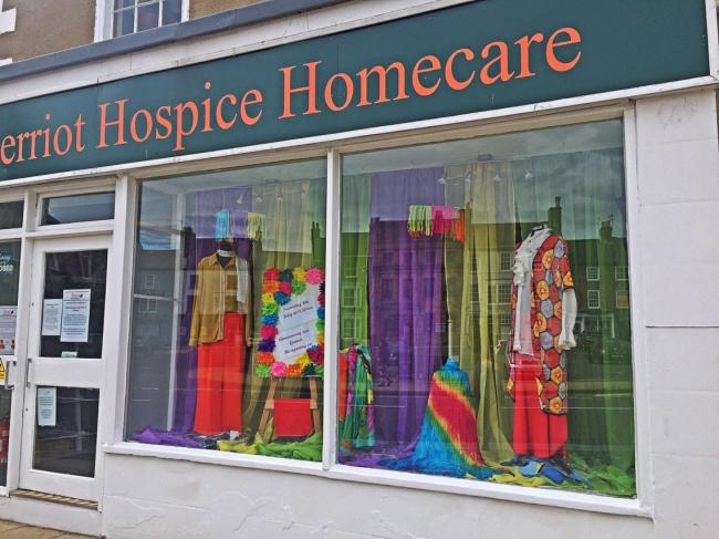 Herriot Hospice Homecare has opened three of its shops