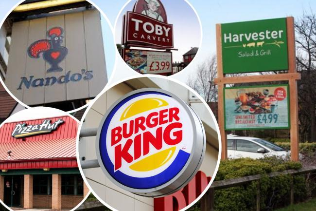 Listed: Every single chain offering 50 per cent off food and drink next month