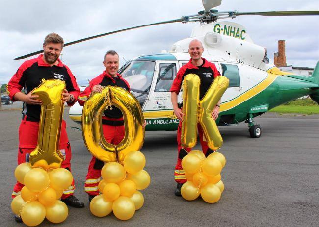 The GNAAS is hoping its £10,000 prize raffle will help boost donations