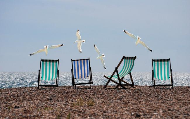 Stuart Parsons questioned the timing of forcing local authorities to 'move the deckchairs'. Picture: PIXABAY