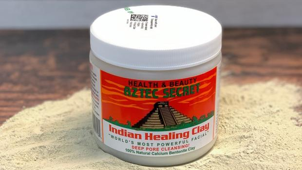 The Northern Echo: This clay mask pulls impurities out of your pores. Credit: Aztec Secrets