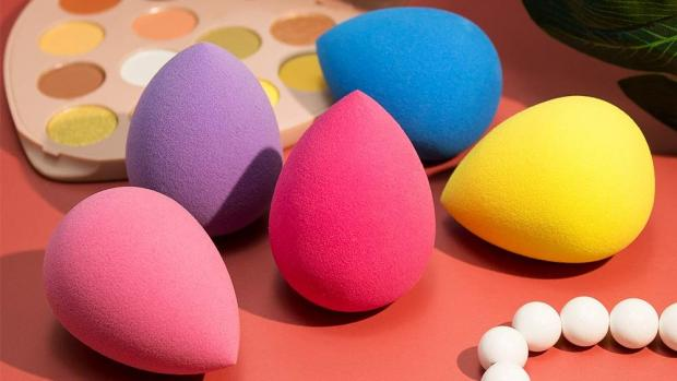 The Northern Echo: These affordable makeup sponges are just as good as high-end options. Credit: Beakey