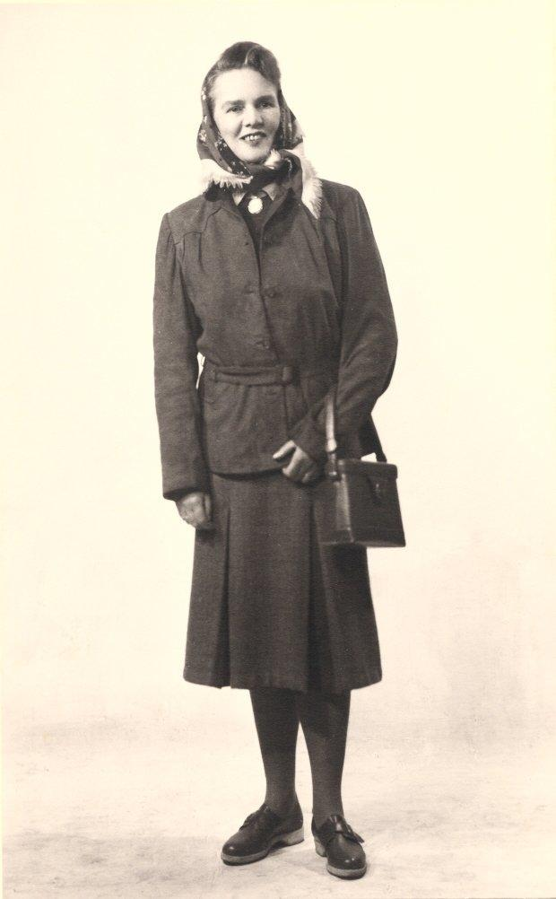 The Northern Echo: Ruth Pennyman, circa 1940. Ruth Pennyman was chairman of the local branch of the National Joint Committee for the Spanish Relief. She defied her husband to help refugees of the Spanish Civil War.